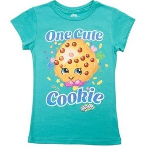 Shopkins Shirts & Tops - Shopkins One Cute Cookie T-shirt